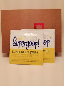 Supergoop!® Sunscreen Swipes™