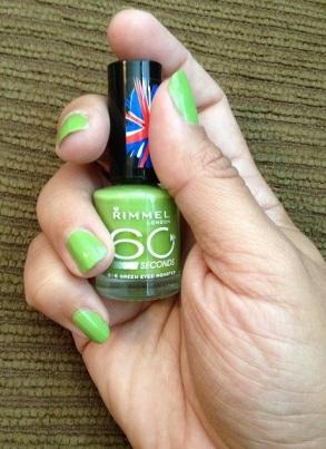 Rimmel Green Eyed Monster